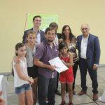 LOBERÍA: El intendente y el vicegobernador entregaron 30 viviendas