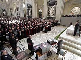 ECONOMÍA: Revelaciones sobre el rescate del Vaticano comandado por el gran capital