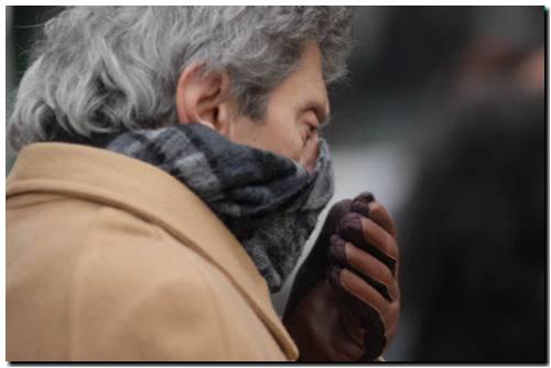 CLIMA: La ola de frío avanza desde el sur con temperaturas bajo cero