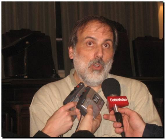 Charla sobre «Contaminación Cloacal en Costas Marinas.  Realidades y Alternativas»