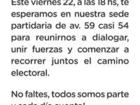 ELECCIONES 2019: Timbreo 2.0. Arturo Rojas presenta una nueva forma de estar más cerca