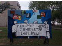 """24 DE MARZO: Un Mural por el """"Nunca Más"""""""