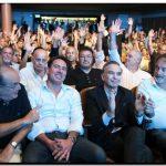 ELECCIONES 2019: Lanzaron Unión Federal con la presencia de Pascual