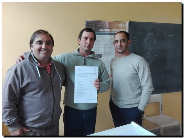 EDUCACIÓN: Entrega de certificados de SUETRA