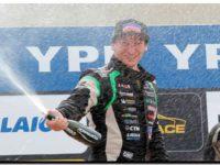 AUTOMOVILISMO: La Pantera trepó en la final y terminó segundo en Concordia