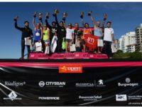 DEPORTES: Michia y Dianes ganaron los 21k Open Sports