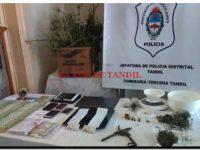 POLICIALES: Detienen en Tandil a dos necochenses