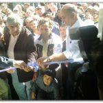DÍA DEL TRABAJADOR: La CGT Regional Necochea inauguró su sede social con Moyano y Venegas.