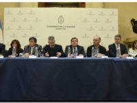 ARA SAN JUAN: El Congreso consideró que Macri y Aguad son responsables políticos del hundimiento