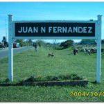 JUAN N. FERNÁNDEZ: Comisión de Festejos para el Centenario.