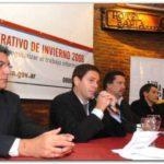 VILLA GESELL: Se lanzó Programa de Regularización del Trabajo Informal. Declaraciones de Guarracino a «Ahorainfo».