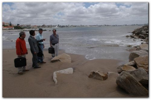 BUENOS AIRES: Proponen crear Unidad de Coordinación de Manejo Costero para frenar la erosión