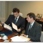 POLÍTICA: El Dr. Gastón Guarracino fue invitado por Sergio Massa a su asunción y luego cenó con el flamante Jefe de Gabinete.