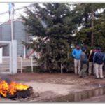 URGARA: Conflicto laboral en la Cooperativa Graneros y Elevadores Argentinos. Un dirigente Necochense en las negociaciones.