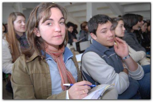 ESTUDIANTES: Por ley se promueve los Centros de Estudiantes en la provincia