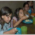 COMEDORES ESCOLARES: Proveedores de comedores escolares amenazan con cortar el servicio