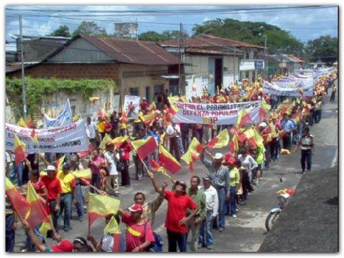 Día Mundial de la Lucha Campesina 2021