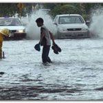 ECOLOGÍA: El calentamiento global está aumentando la frecuencia de los aguaceros.
