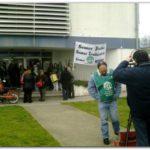 ATE: Para por 48 horas y moviliza a la casa de gobierno