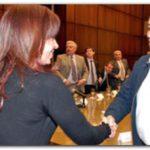 UATRE: Cristina Kirchner cerró un aumento salarial para peones con Gerónimo Venegas.