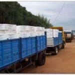 PUERTOS: Se agravó el bloqueo de plantas aceiteras por parte del sindicato de camioneros.