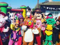 La CTEP y Movimiento Evita celebraron el día del niño a jugar