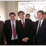 BUENOS AIRES: Nuevo funcionario de salud.