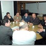 IMPORTANTES logros de la FJA en reunión con el Ministro Tomada. Participó el necochense Hugo Blasco.