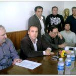 U.R.G.A.R.A: Se firmó el viernes 26 un importante convenio en la sede del gremio.