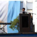 25 DE MAYO: Fuerte discurso político del Intendente Facundo López