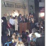 """ELECCIONES 2009: Aníbal Fernández lanzó su nueva agrupación """"Arturo Jauretche"""""""