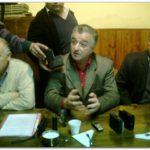 NECOCHEA: La Junta Promotora de la Caja Cooperativa de Crédito realizó una conferencia de prensa para anunciar los pasos a seguir.