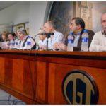 RECLAMO de la CGT para fortalecer el mercado interno ante la crisis financiera