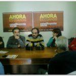 NECOCHEA: Conferencia de prensa sobre la Constituyente  Social.