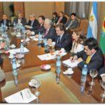 LA PLATA: Se reunió la Mesa Productiva Provincial.