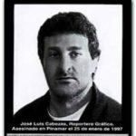 CABEZAS: Vuelve a prisión uno de los condenados por el crimen del fotógrafo