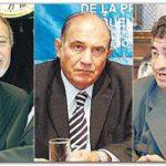 ELECCIONES 2009: Se define la pulseada por la mesa chica del PJ provincial