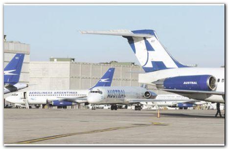 VUELOS: Aerolíneas Argentinas reinicia sus vuelos de cabotaje