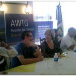 UATRE: Encuentro internacional sindical de la UITA en la Argentina. Conferencia de prensa en Necochea. Venegas habló con «Ahorainfo» de la resolución de la corte y hasta de fútbol.