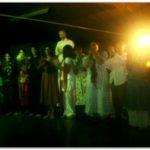 NECOCHEA: Actividad final de FOBA de Teatro en la Escuela Provincial de Arte Número 500 ayer sábado 29
