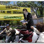 GREENPEACE le reclamó al gobernador Urtubey que detenga los desmontes en Salta