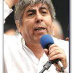 SILENCIO STAMPA: Moyano llamó a una reunión y prepara la contraofensiva