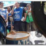 ATE: Jornada nacional de protesta por un fondo federal de salario y conferencia de prensa