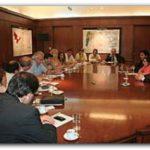 SALUD SOLIDARIA: Reunión de obras sociales de la CTA con la ministra Ocaña