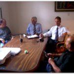 NECOCHEA: Reunión con sindicato de municipales