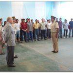 PREFECTURA QUEQUEN: Acto de finalización del ciclo lectivo 2008, de la Escuela de la Marina Mercante Nacional