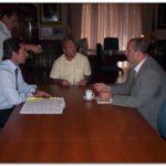 NECOCHEA: Firman contrato para levantar un Parque Eólico
