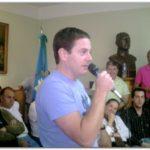 """NECOCHEA: """"La necesidad de abroquelar el peronismo local, no estoy dispuesto a provocar una sangría en el territorio necochense"""", expresó el Dr. Gastón Guarracino como uno de los motivos de su renuncia."""