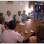 NECOCHEA: Reunión sin resultados positivos de Molina con los médicos para acercar posturas