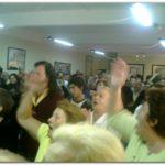 ELECCIONES 2009: En una jornada histórica más de 3.500 afiliados votaron la lista única del PJ de Necochea